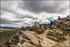 This year I climbed a mountain (Nikographer [Jon]) Tags: hawksbillmountain shenandoahnationalpark snp nationalpark hdr fall foliage nature scenic landscape rocks optoutside 20161022d810051130 nikographer d810 clouds