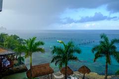 20170101 016 Cozumel Blue Angel Rain Squall (scottdm) Tags: 2017 blueangelresort cozumel january mexico northamerica quintanaroo rain squall storm travel winter sanmigueldecozumel mx