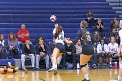 IMG_8301 (SJH Foto) Tags: girls volleyball high school york delone catholic team teen teenager bump burst mode