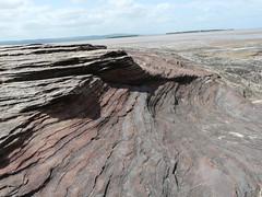 West Kirby (daveandlyn1) Tags: beach sandstone rocks seaside westkirby thewirral uk panasonic dmcfz18 bridgecamera