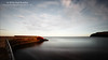 Last Light on Skinningrove Jetty (ScudMonkey) Tags: lastlight skinningrove jetty c2016paulbradley coast pier heritage northyorkshire neengland slowshutter bw nd1000 nd110 northsea stone canon 6d ef1740mmf4l manfrotto