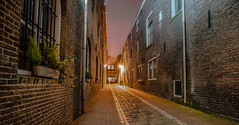 Backstreets (DC P) Tags: schiedam holland netherlands city angle architecture beautiful colors color dof digital exposure fantastic hdr harbour haven historic historical industry night nederland ngc nightlife nightfall nightshot new old pov reflection refelction street streetview streets streetlife travel urban view village water wideangle world waterfront canon metabones sony a7rii line lines skyline 1 outdoor backstreet backstreets bike alley road