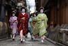 Kyoto, Japan (momoyama) Tags: japan kimono geisha canon 6d girl woman maiko tea winter newyear kyoto