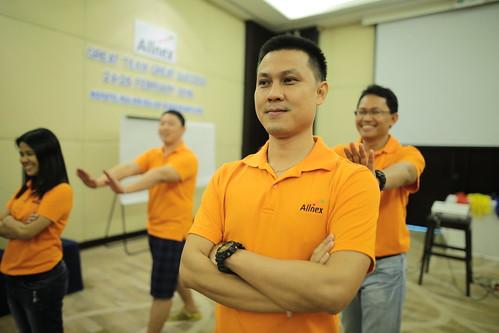 Team building activites at Hua Hin for Allnex
