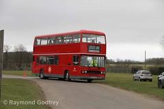 C97 CHM Leyland Olympian / ECW - Selkent (Faversham 2009) Tags: detling maidstone kent bus buses c97chm leyland olympian ecw selkent londonbuses