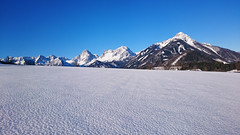 Winter mountain (Mitterberg)