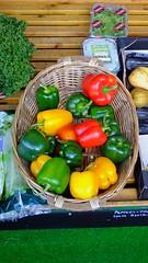 farm fresh 03 (byronv2) Tags: vegetable vegetables farm farmshop overtonfarm lanarkshire clydevalley rural shop food red green yellow colourful colour colours scotland