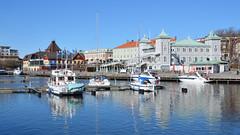 My album; Boats (34) (andantheandanthe) Tags: boats boat yachts swedish westcoast sea islands boating shore bohuslän recreationalboats pleasureboats pleasure leisure leisuretime strömstad piers marina restaurant
