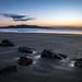Bull Island sunrise - Dublin, Ireland - Seascape photography