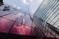 Brumlovka I. (Radomir Cernoch) Tags: prague radomircernochphotography architecture modern hitech polarization czechrepublic glass
