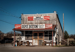 Depot Bottom Country Store. (Mr. Pick) Tags: depot bottom country store general mcminnville tn tennessee warren county