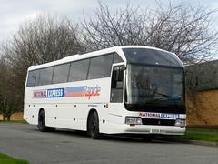 Dapper Duple. (Renown) Tags: bus coach integral duple 425 national travel express rapide preserved preservation heritage restored westernnational e206bod rbw reliancebusworks