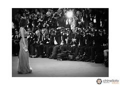 Violante Placido (ChinellatoPhoto) Tags: venezia venice venicefilmfestival mostradelcinemadivenezia venezia68 cinema attore attrice actress actor regista director blackwhite ritratto portrait violanteplacido