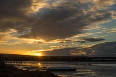 Studland Sunset (hutchyp) Tags: studland sunset sun set dorset poole harbour shell bay sky cloud dusk sony alpha a58
