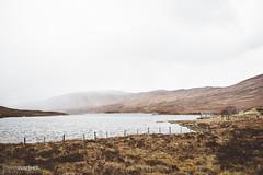 Loch a'Bhraoin (Steffen Walther) Tags: 2016 reise schottland highlands scotland uk britain travel westernross lake loch lochabhraoin reisefotolust outdoor valley weather rain water clouds ruin cottage steffenwalther canon5dmarkiii canon1740 weitwinkel wide