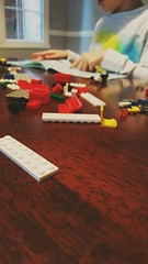 Lego (Kninki) Tags: hpad hpad2017 110217 boychild lego table concentration