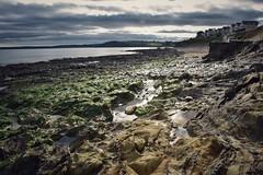 Castle Beach (Nige H (Thanks for 8m views)) Tags: nature landscape beach rocks rockpools cornwall falmouth castlebeachfalmouth england southwestengland sky clouds