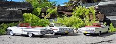 1960-61-62 Chevrolet Impala in Ermine White (JCarnutz) Tags: 124scale diecast danburymint wcpd 1960 1961 1962 chevrolet impala