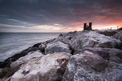 Reculver Towers (wobba81) Tags: reculver herne bay nikon d7100 sigma 1020mm f35 sunrise ray masters nd graduated filter