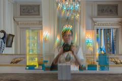 2015/08/20 16h41 autoportrait (Valéry Hugotte) Tags: selfportrait reflection autoportrait bordeaux musée reflet miroir artsdécoratifs muséedesartsdécoratifs