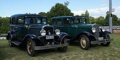 1930 Dodge & 1930 Chrysler 66 (duesy1) Tags: vintage dodge chrysler 1930