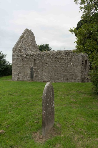 TULLY CHURCH AND THE LAUGHANSTOWN CROSSES [SEPTEMBER 2015] REF-108608