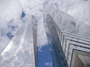 One & Seven... (THE.ARCH) Tags: nyc newyorkcity skyscraper som worldtrade skidmoreowingsmerrill 7worldtradecenter oneworldtradecenter