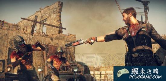 瘋狂麥斯 Mad Max車輛加油操作方法 怎麼加油