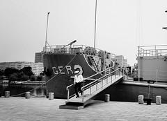 USS Pueblo - Pyongyang - RPD Corea (pirindao) Tags: blancoynegro photoshop photography photo blackwhite asia ship sony northkorea pyongyang urbanphotography coreadelnorte blancetnoir travelphotography usspueblo streetphotgraphy northcorea pdrkorea rpdcorea pdrcorea