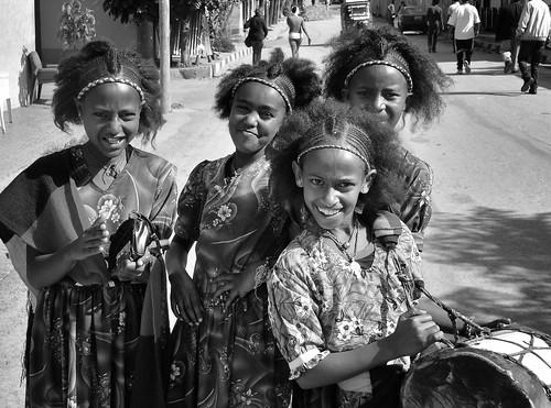 Ashenda Group, Adigrat, Ethiopia