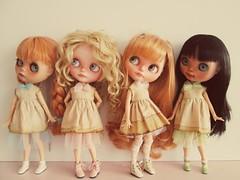 Phifer, Kitten, Honey and Skylar