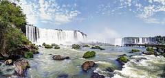 Iguaz Falls, Brasil (german_long) Tags: water argentina brasil ro agua falls cataratas misiones iguaz cascada