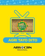 Regional TV: Agri Tayo Dito (abscbn360) Tags: regional abscbn dito tayo agri