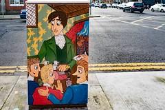 STREET ART AT 38 MARY'S LANE [DUBLIN CANVAS PAINT A BOX PROJECT BOX-TSB4M]-110166