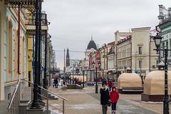 IMG_6689 (Denis Anikin) Tags: russia ru kazan город казань баумана respublikatatarstan
