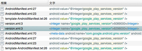 Google Play Game Service