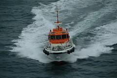 Norwegian Pilot Boat (Gunnar Eide) Tags: ship maritime shipping tanker tankers odfjell