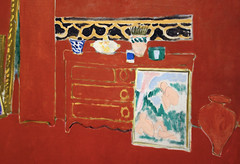 Red Studio Matisse