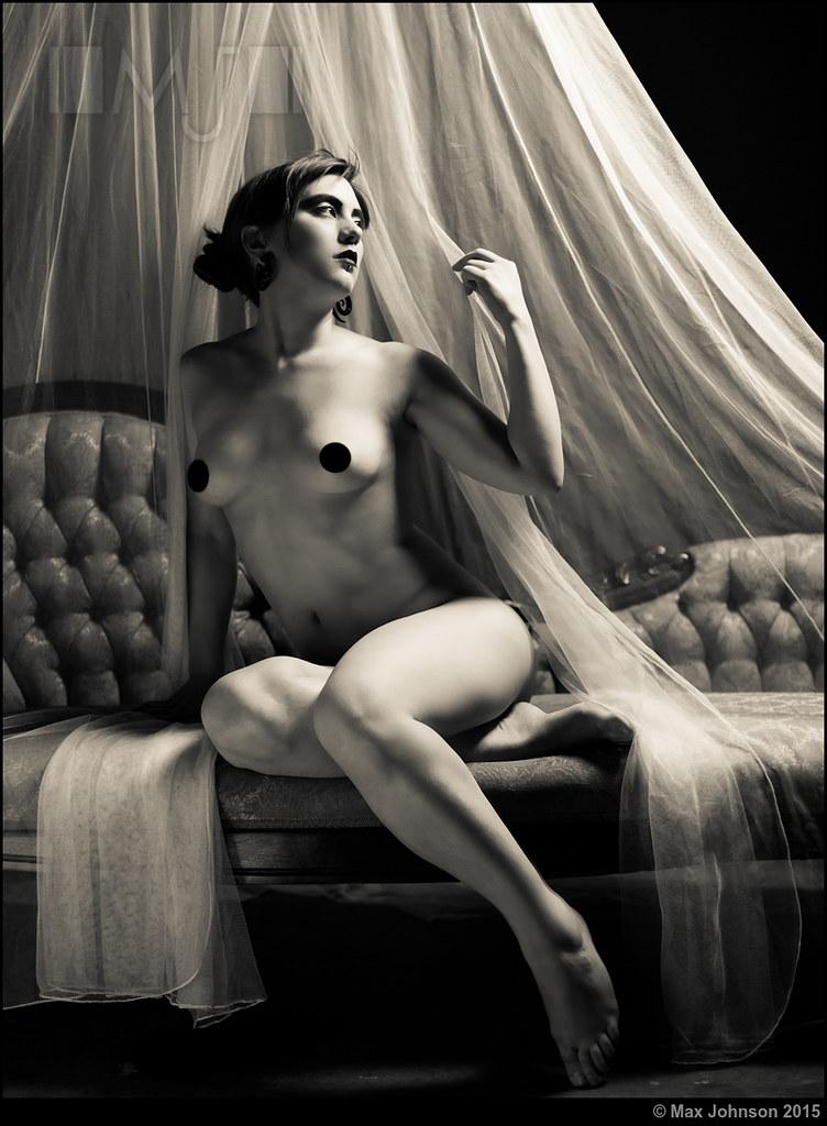 Goth Nude Women 48