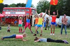 2015_RogerElliott_Friday (Larmer Tree) Tags: kids thevillage dance workshop winner friday plank 2015 handsintheair simonpanrucker rogerelliott keepfitfandango