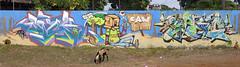 CAW (Dwiky Nurcahyo) Tags: art indonesia graffiti jakarta indo kambing wick emro soge cawfamily cawfams