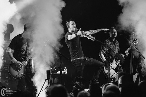 Theory of a Deadman - November 14, 2015 - Hard Rock Hotel & Casino Sioux City