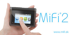 MiFi 2 - Global Touchscreen mobile hotspot (SYNETICS SK) Tags: mobile internet 3g wifi gsm hotspot 4g mifi hspa lte mifi2