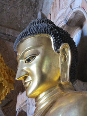 "Old Bagan: le temple Htilominlo <a style=""margin-left:10px; font-size:0.8em;"" href=""http://www.flickr.com/photos/127723101@N04/23197297811/"" target=""_blank"">@flickr</a>"