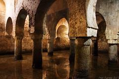 Aljibe de Cceres (Marmotuca) Tags: arquitectura agua cceres arcos extremadura aljibe arcodeherradura provinciadecceres