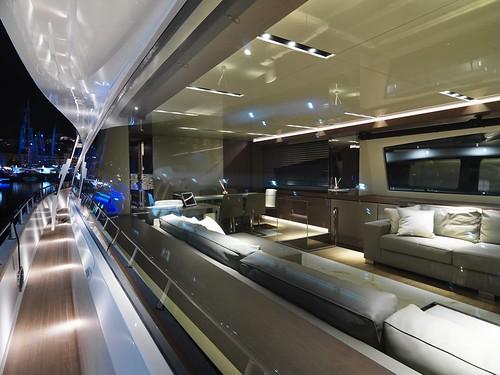 Яхта Baccarat от Amer Yachts