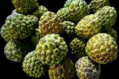India - Maharashtra - Mumbai - Crawford Market - Annona squamosa (asienman) Tags: india fruits vegetables maharashtra mumbai crawfordmarket asienmanphotography