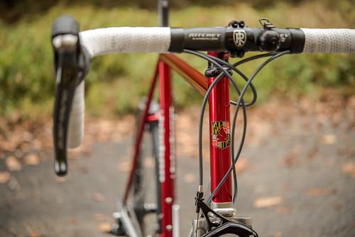 650B Road Bike