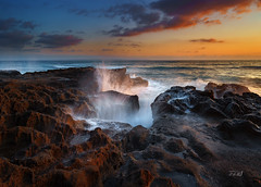 Luminescence (Jose Hamra Images) Tags: sunset bali sunrise landscape denpasar canggu seseh