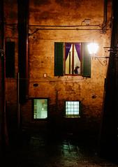 Streets of Siena (fiffo1892) Tags: street urban italy night fuji fujifilm siena tuscanu vsco fujix100